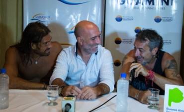 Con Kapanga y La Mancha de Rolando, Cochicó transpiró y coreó el mejor rock