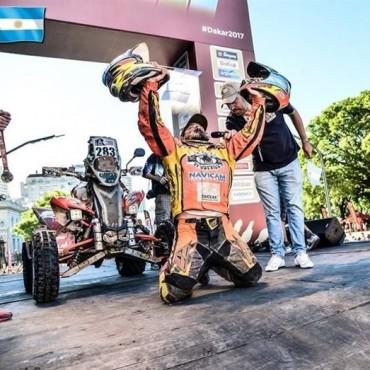 DAKAR: Entrevista en profundidad a Gastón Pando, luego de poder dar la vuelta a la carrera más dura del planeta