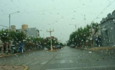 SMN: Alerta por posibles tormentas en nuestra área