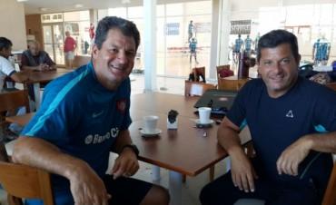 Se jugaron dos partidos entre el 'Selectivo de Bolívar' y la 'Reserva' de San Lorenzo
