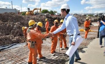 """Mosca: """"Éstas son las obras que le cambian la vida a la gente"""""""