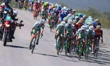 Dotti en el puesto 13º en la General Individual en la Vuelta a San Juan