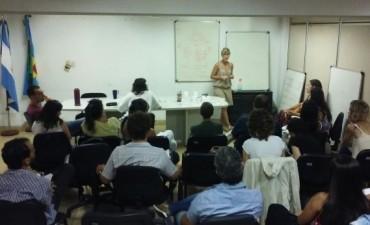 La Oficina de Empleo de Bolívar participó de una jornada de capacitación