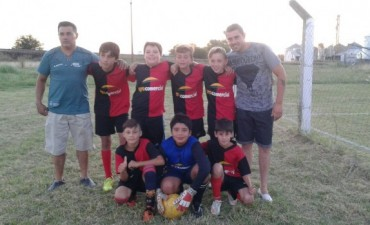 Con gran marco de público se desarrolló el Baby Fútbol de Club Atlético Talleres