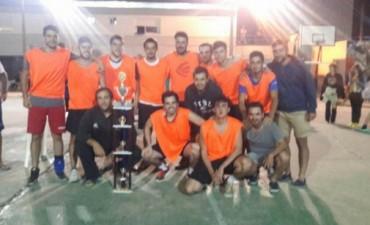 Este viernes se conocieron los campeones del Torneo Comercial de Handball