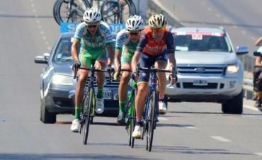 Dotti culminó 13º en la Vuelta a San Juan 2017