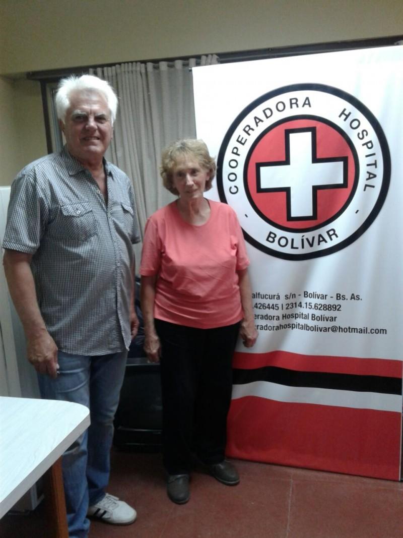 Se conocieron los ganadores del sorteo final de la Cooperadora Hospital Bolívar