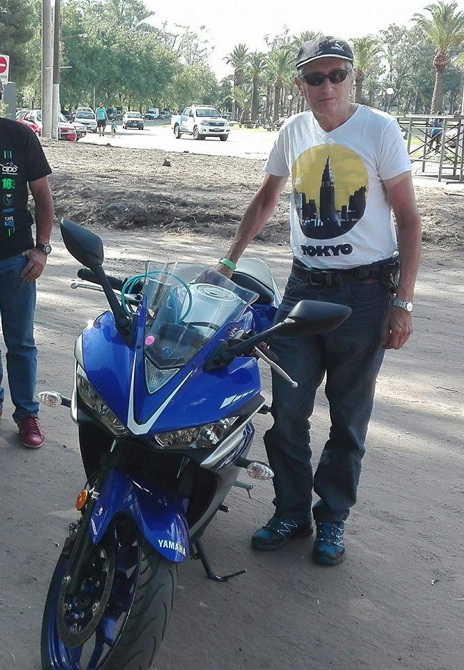Motoencuentro: Se conoció el ganador de la motocicleta