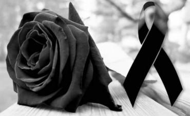 Falleció María Rosa Torres, viuda de Basterra