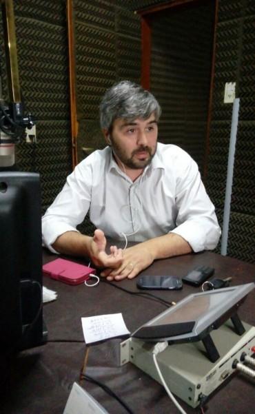 Marcos Beorlegui: 'Refuncionalización y optimizar recursos, con eso se justifica el ajuste.'