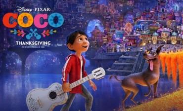 Ya llegó a los cines COCO en 3D