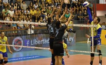 Personal Bolívar triunfó contra UPCN en el clásico de San Juan