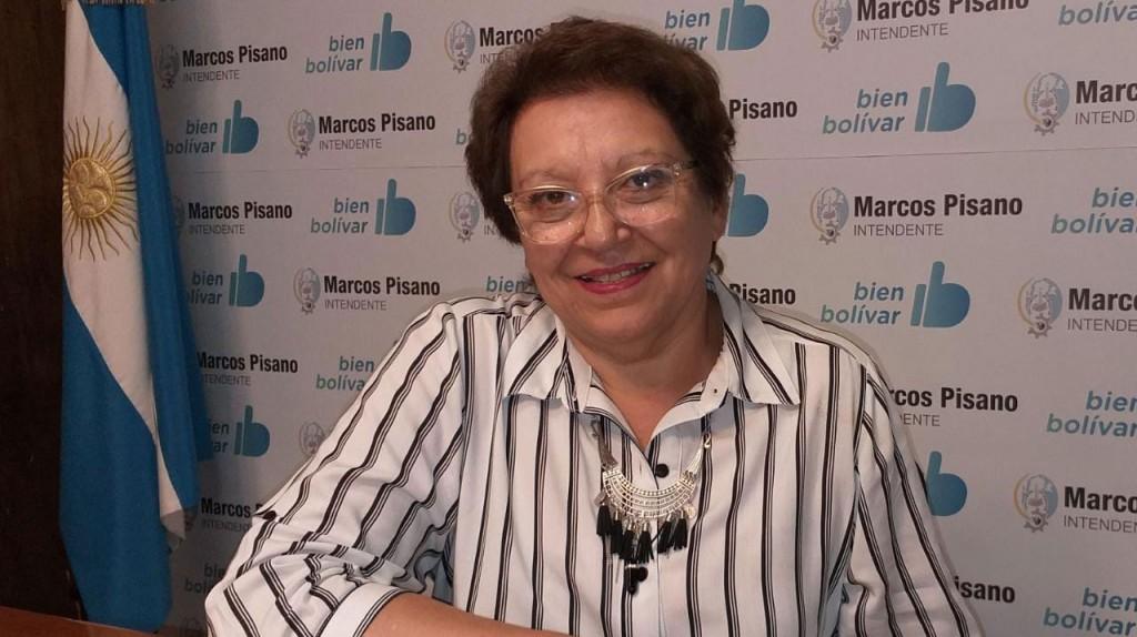 Ana María Natiello estará como intendente interina hasta el próximo 15 de enero