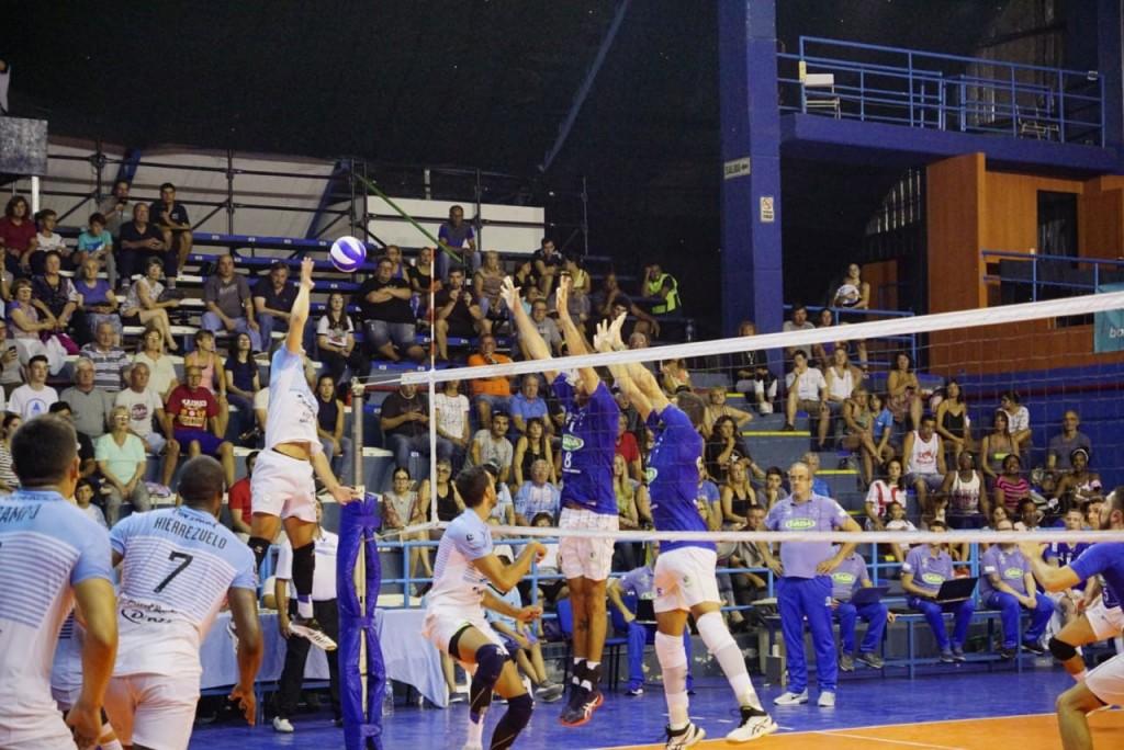 Copa Libertadores De Voleibol: gran triunfo de Bolívar Vóley ante Sada Cruzeiro para seguir soñando con el Final Four