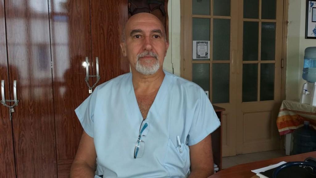 Marcelo Amaro: 'El CRIB tiene tres pilares; el personal, la cooperadora y la comunidad'