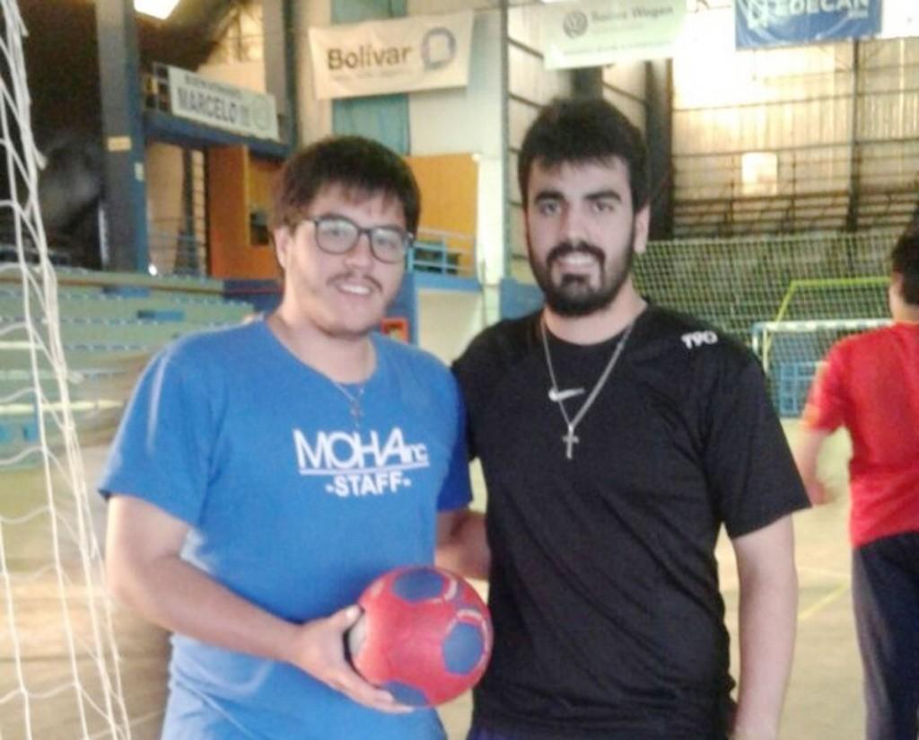 3º Torneo Comercial de Handball en el playón del complejo República de Venezuela