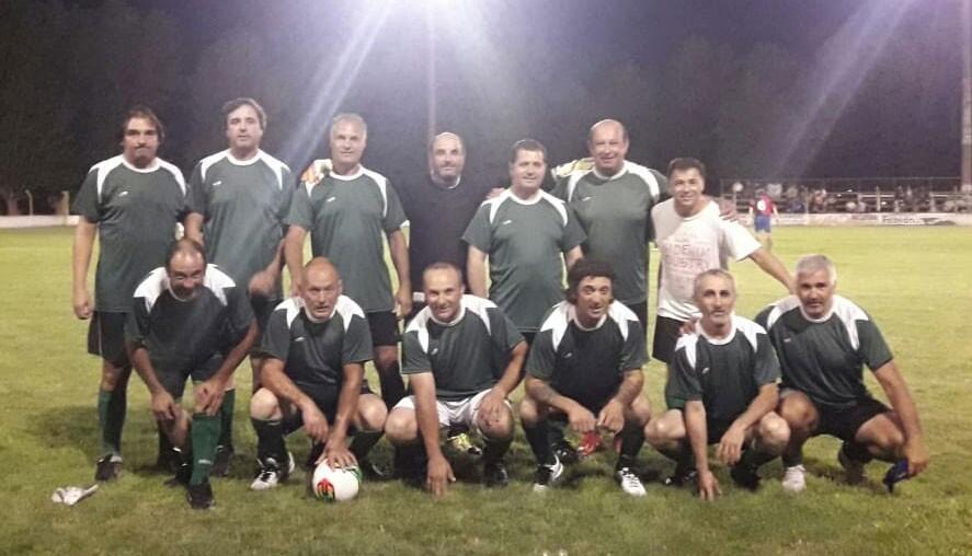 Este domingo se jugará 2º fecha del Torneo del Futbol Senior Mayores de 48