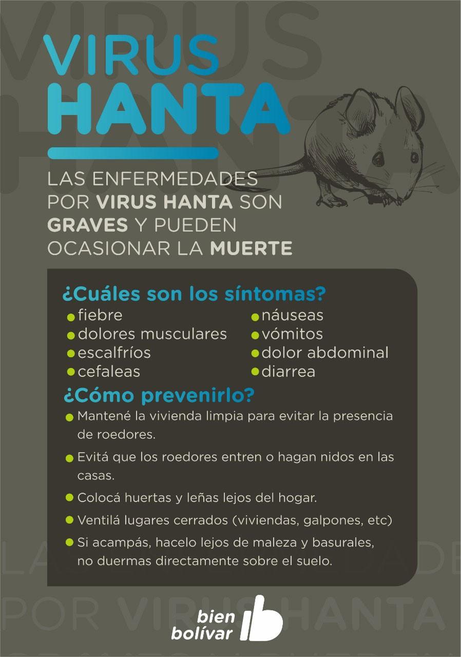Recomendaciones para prevenir el Hantavirus