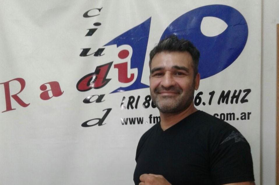 Walter Cabral organiza una exhibición para el próximo fin de semana en el Centro Cívico