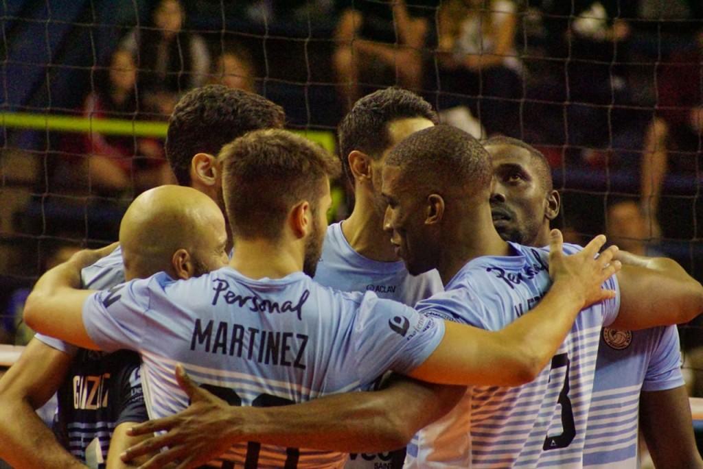 Copa Libertadores de Voleibol: Bolívar Voley clasificó al final 4 y está entre los cuatro mejores