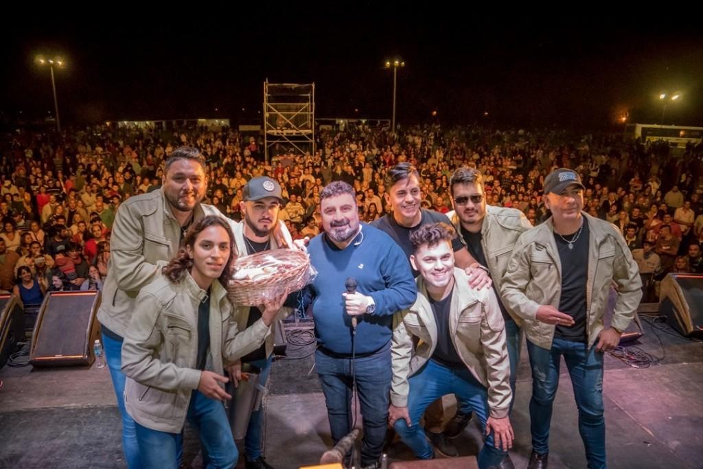 Pasó la primera noche exitosa del 'Bolívar Cumbia'