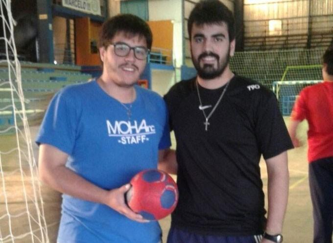 El Torneo Comercial de Handball comenzó a disputarse en el Playón del Complejo Republica de Venezuela