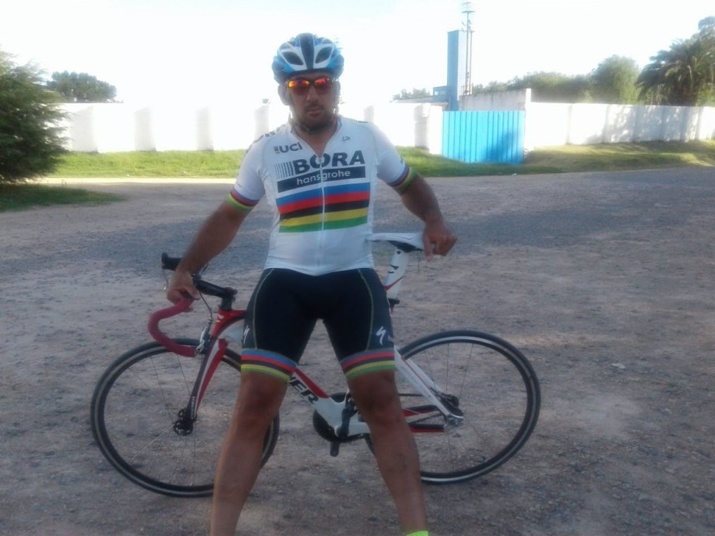 Mingo Giordano será parte de la Carrera Homenaje a Alexander Álvarez