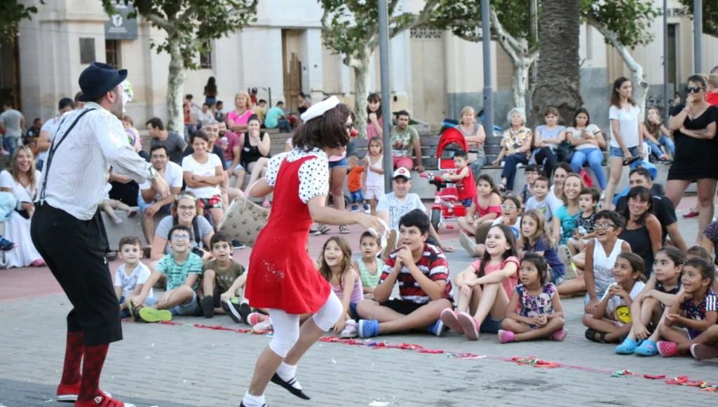 Otro domingo de 'Verano Activo' muy exitoso en el Centro Cívico