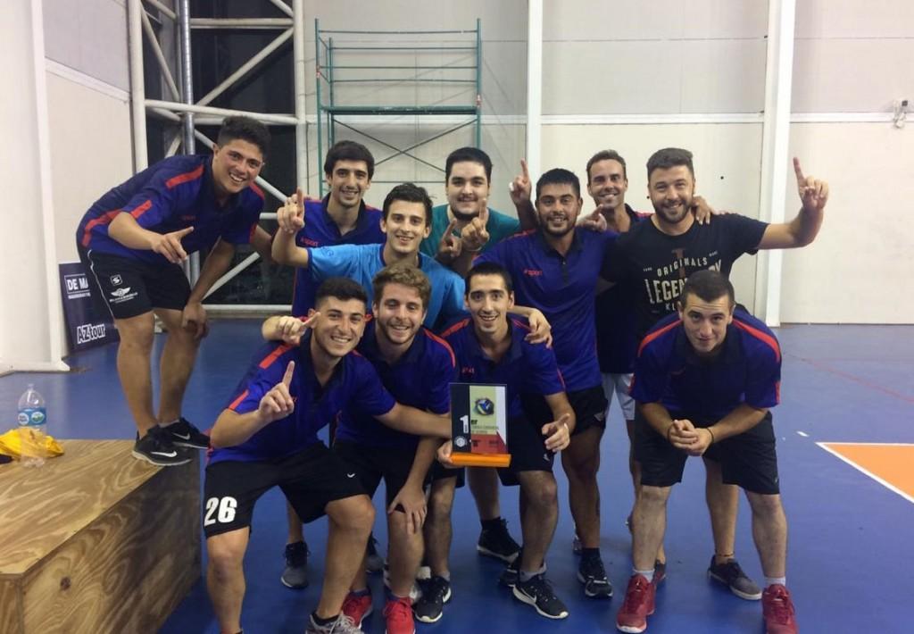 Rodrigo Martínez Granados: 'Estamos muy contentos con el torneo no solo desde lo deportivo sino desde lo social por lo integrador que es'