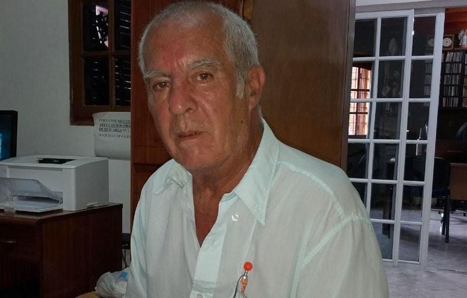 Rogelio Llanos: 'Solo quiero agradecer a todas las personas que se preocuparon y a la gente de Bolívar por darme trabajo'
