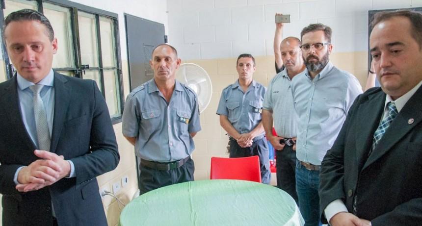 Comparendos judiciales: se amplía el sistema de videoconferencia en las cárceles bonaerenses