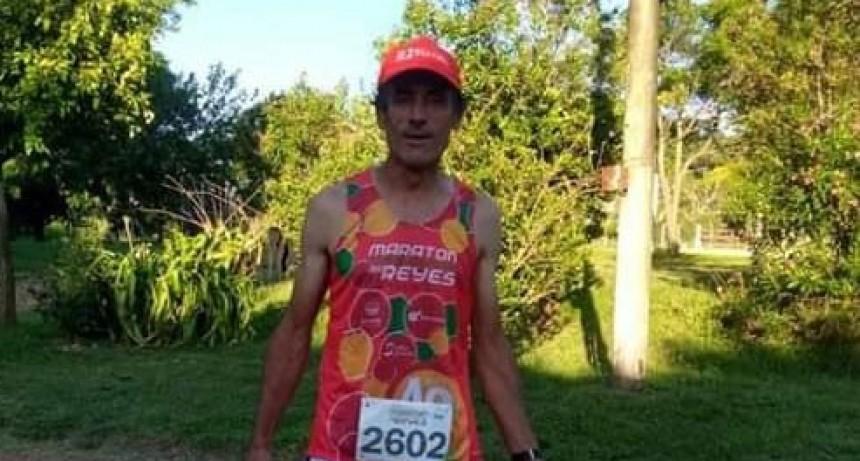 Abel Giordano: 'Para ser la 1º carrera del año y viniendo de un 2018 cargado, estuvo muy bien'