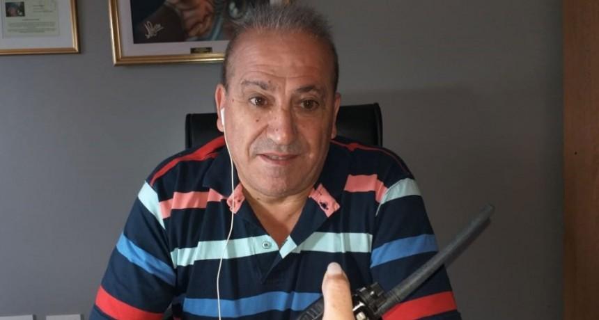 Guillermo Fernández: 'A pesar de todos los esfuerzos hechos, lamentablemente el fondo de comercio de CLC de 25 de mayo fue vendido a comerciantes chinos'