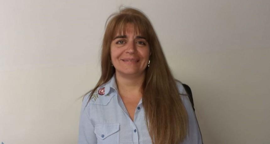 Sandra Santos: 'Estamos trabajando mucho con las instituciones para poder tener presencia en las localidades'
