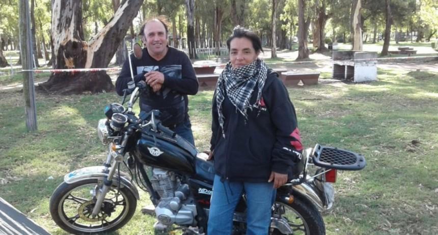 Fin de semana a puro motor en el Parque Municipal Las Acollaradas