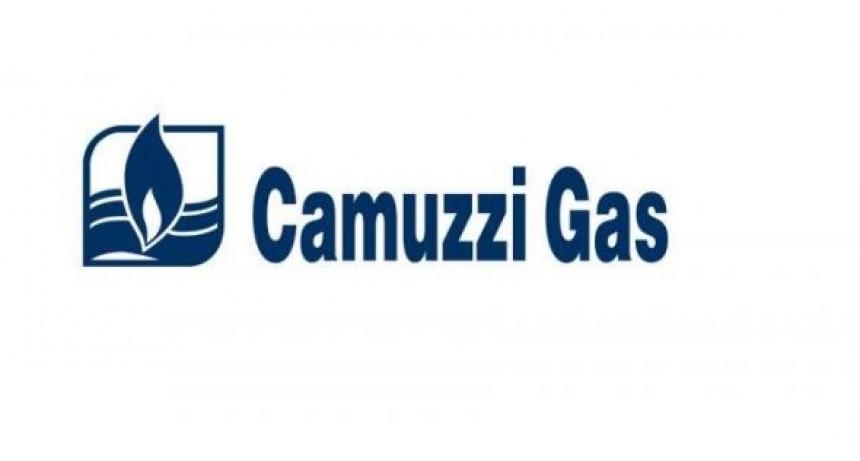 Informe de Prensa Camuzzi Gas: límite de incremento para las PyMES y las entidades de bien público
