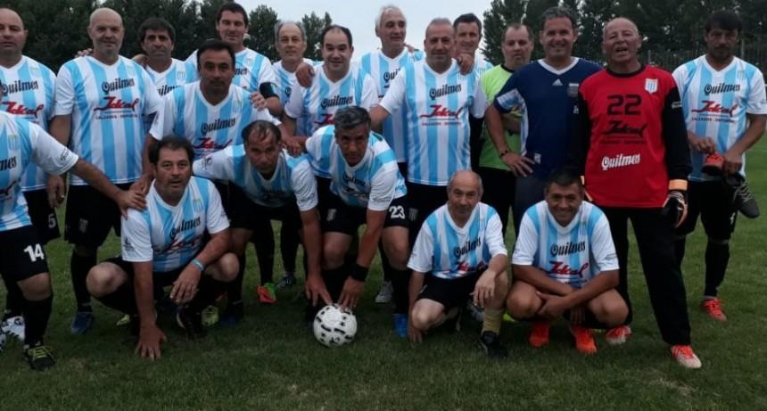 Con dos fechas jugadas Argentinos Juniors-SUEC es puntero del torneo de mayores de 48