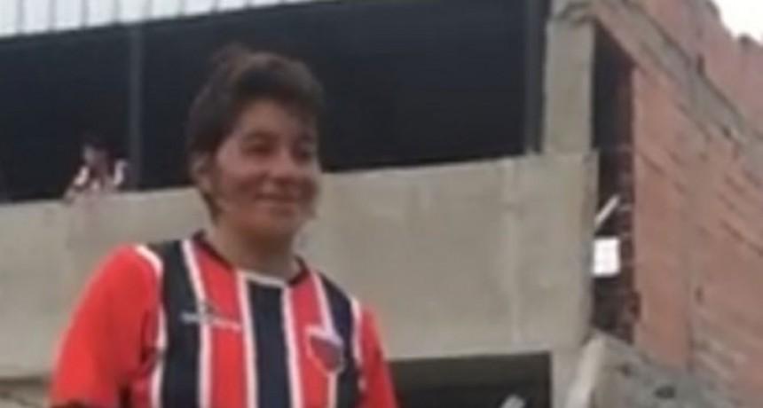 Mariana Andrada: 'Hoy en día el futbol es mi cable a tierra y es el único momento en que no pienso en nada solo en disfrutar´
