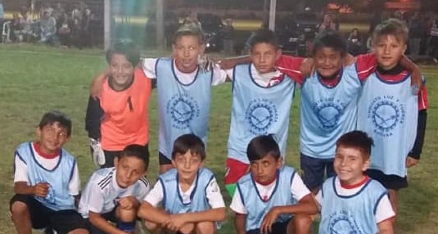 El Baby Futbol de Casariego ya lleva 3 fechas disputadas