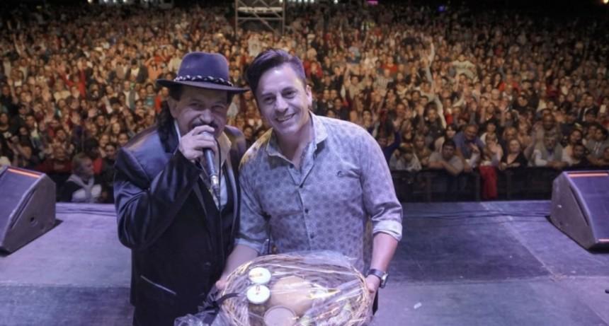 Antonio Ríos cerró la última noche del Bolívar Cumbia 2019