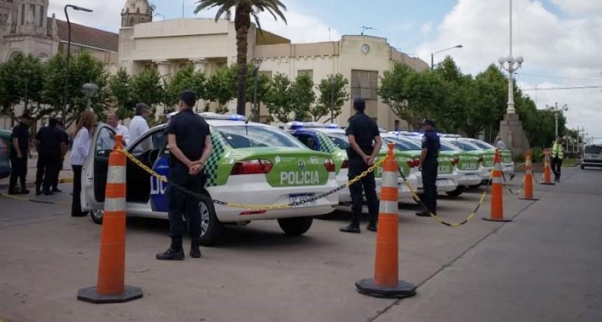 Información Oficial: Actividad Policial durante el fin de semana
