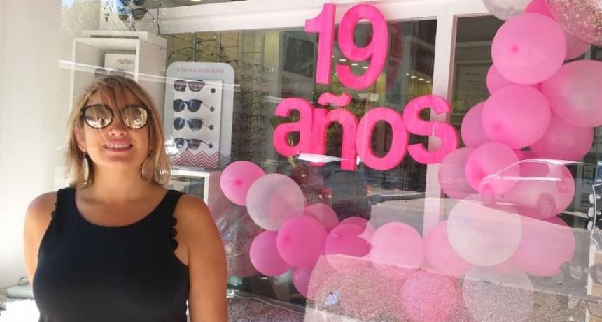 Óptica Rola y sus 19 años de vida comercial en la ciudad