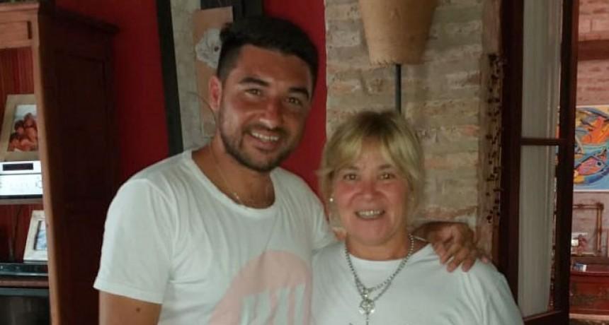 Julio Zorrilla: 'Creemos que esta es la mejor manera de recordar a Nico, haciendo lo que le gustaba'