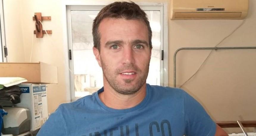 Emilio Miramón: 'Si me recupero de la lesión vuelvo a jugar'