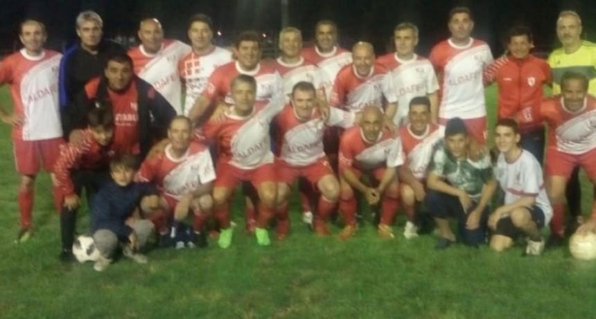 El torneo de futbol senior mayores de 48 sigue siendo liderado por Casariego