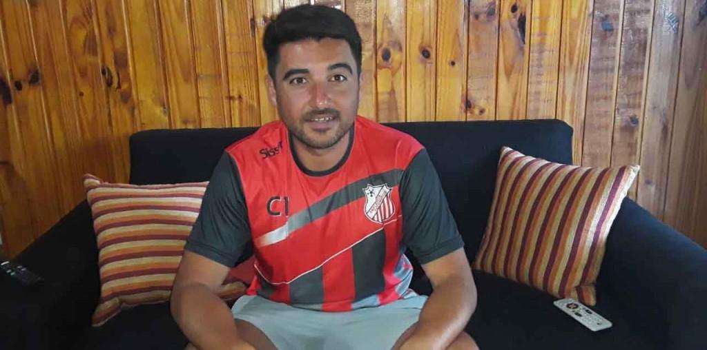 Julio Zorrilla: 'Nosotros queremos potenciar al jugador del club'