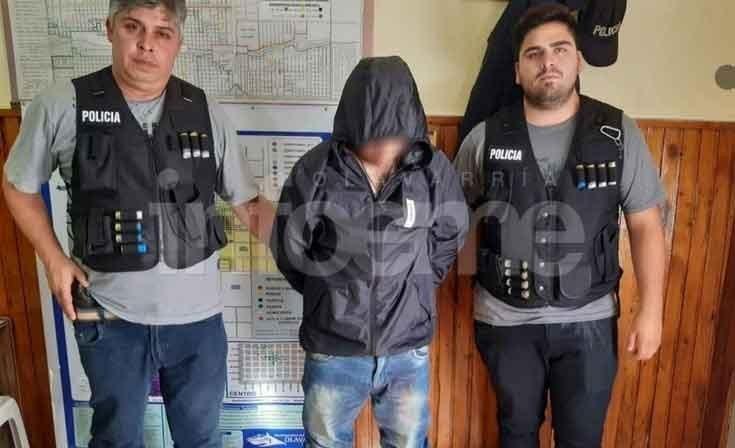 Confirmaron la detención de Diego Pais por el femicidio de Valentina