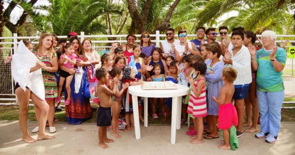 El Parque Acuático Municipal celebró su primer aniversario