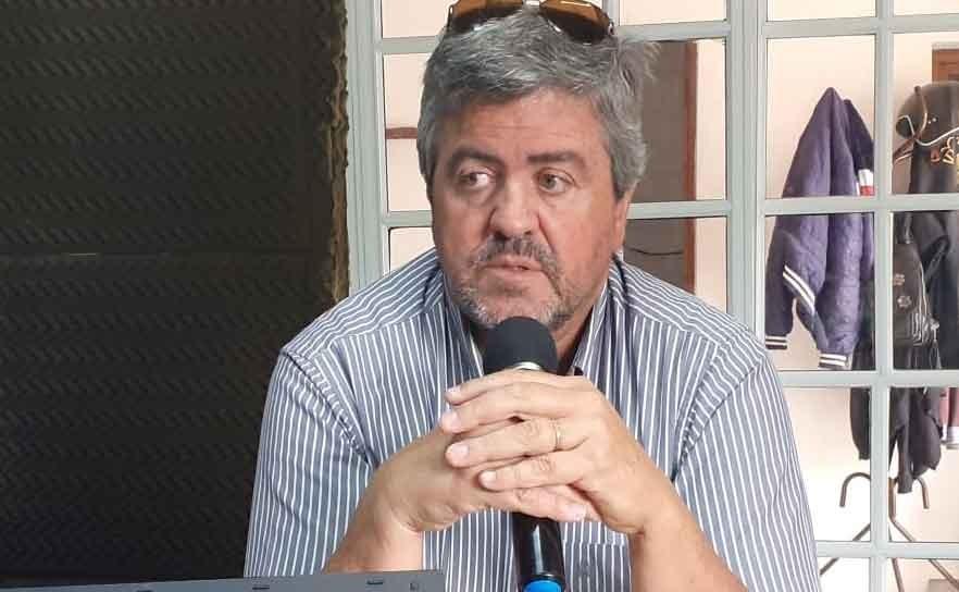 Fernando Alzueta: 'Es una manera de salir de la queja y empezar con las propuestas'