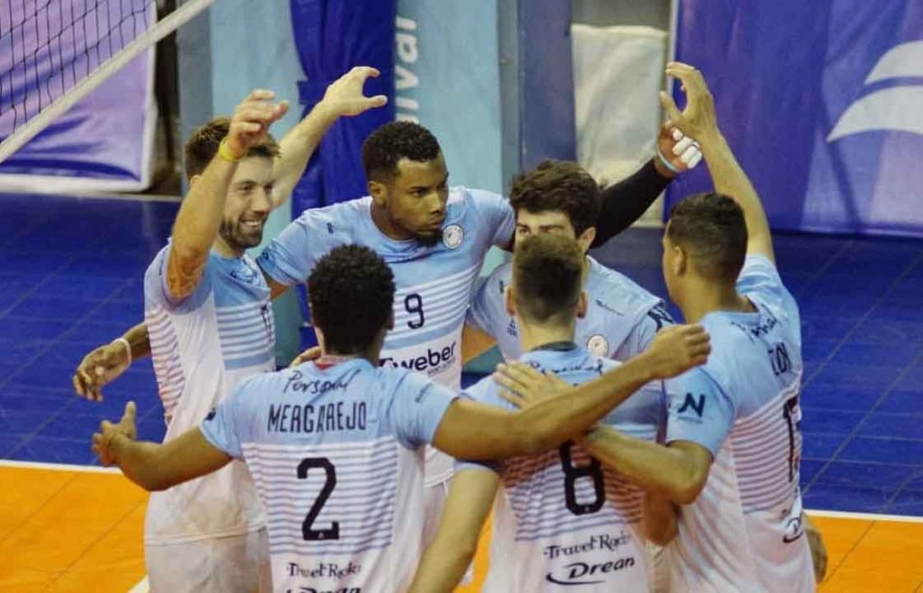 Fixture definido para la Copa Libertadores de Voleibol en San Lorenzo